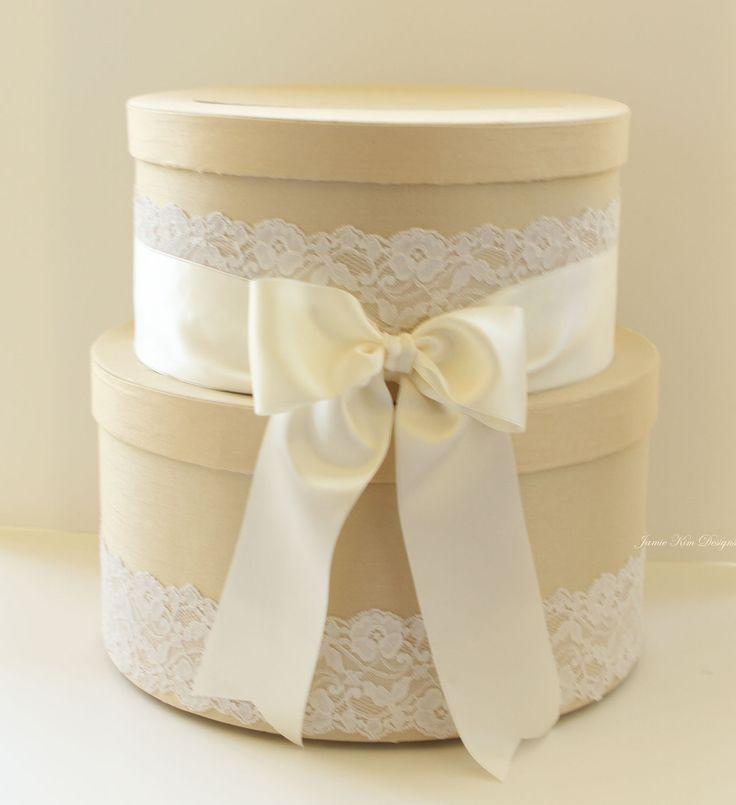 Items similar to Wedding Card Box Money