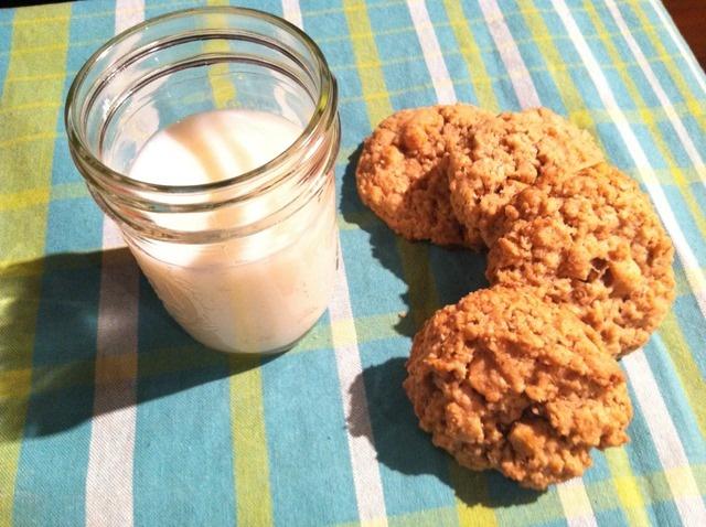 Oatmeal Butterscotch cookies | yummm | Pinterest