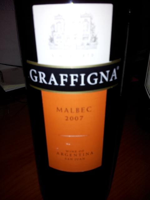 Graffigna Malbec 2007