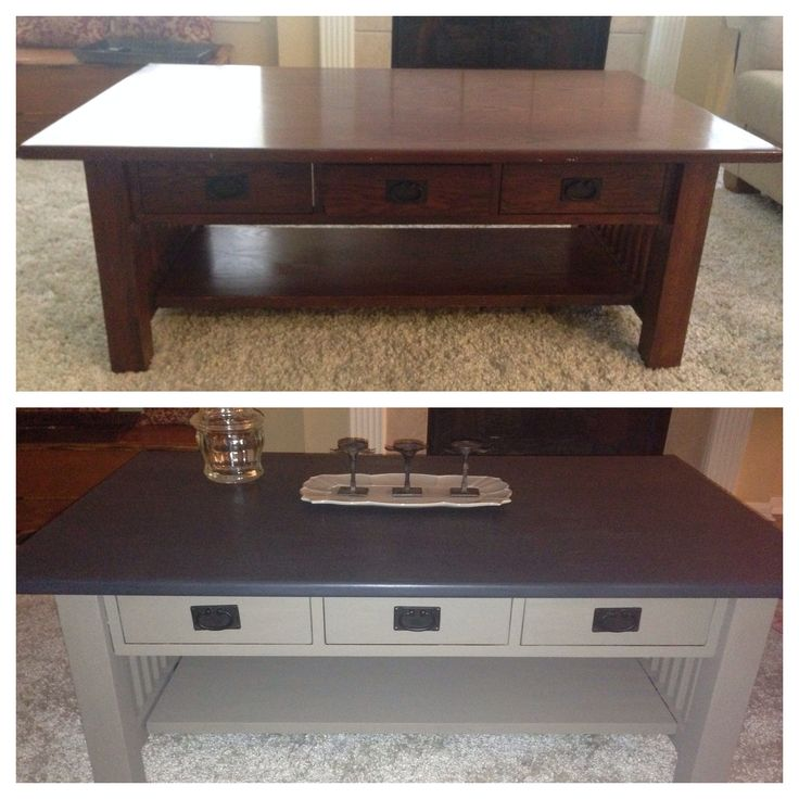 1000+ Ideas About Refurbished Coffee Tables On Pinterest