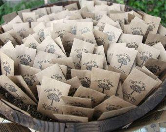 150 angepasste Hochzeitsbevorzugungen, lassen Sie Liebe wachsen, Gefälligkeiten, Hochzeitsbevorzugungen, Samen dafür Umschläge, benutzerdefinierte Seed-Pakete