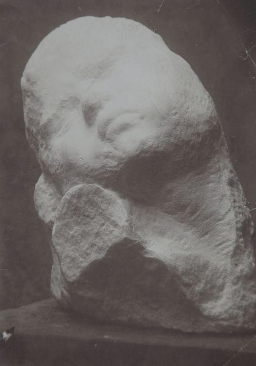 Constantin Brancusi (Romanian artist, 1876-1957) - Le supplice, 1907
