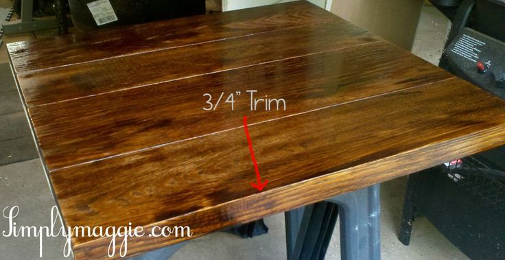 DIY wide plank butcher block counter tops. Tutorial included!  www.simplymaggie.com