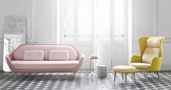 FAVN SOFA & RO CHAIR Designed by Jaime Hayon