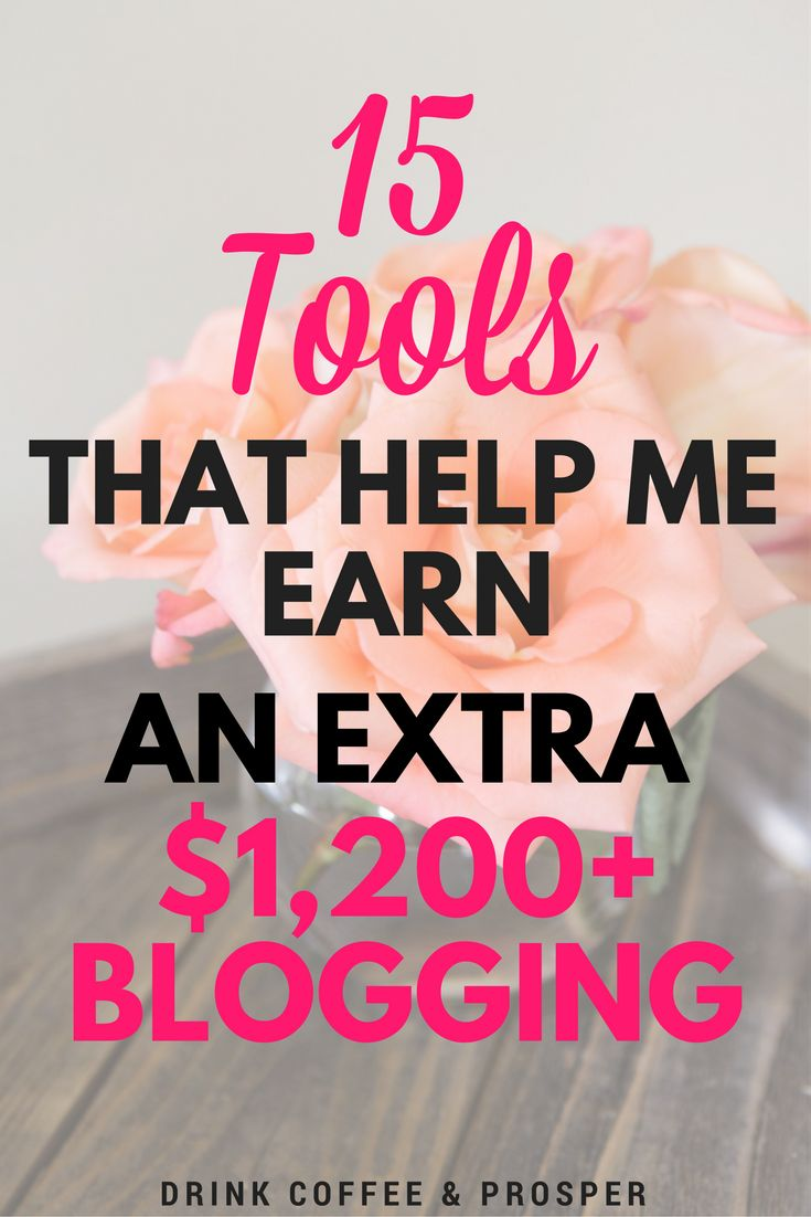 I make $1,200 + every month just by blogging.  Pretty cool I think.  I started this blog not with the intention to make money as my primary goal but more to educate others about making money online, working from home, successfully running an online store, excelling in social media and related topics.  Making extra money …