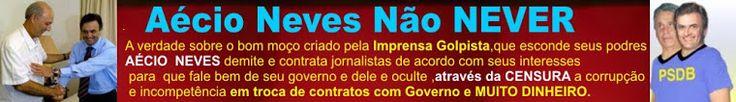 Aécio Neves (PSDB/MG) falta sessão do Senado até em dia de votação de seu próprio projeto de Lei.