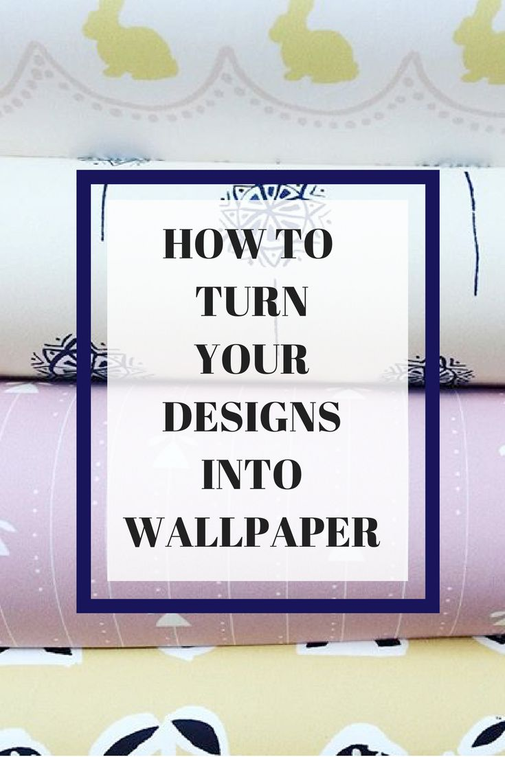 Do you LOVE WALLPAPER but can't find the right pattern for your home decor project? Why not try designing your OWN PRINT and turning it into your very own unique wallpaper.  This is the perfect way to put your own stamp on your home interiors and make a statement and unleash your creativity.  It's easier than you think and you can literally print anything onto your walls! Click on the link to find out how I printed my favourite pattern from an old book onto my walls in my bedroom.