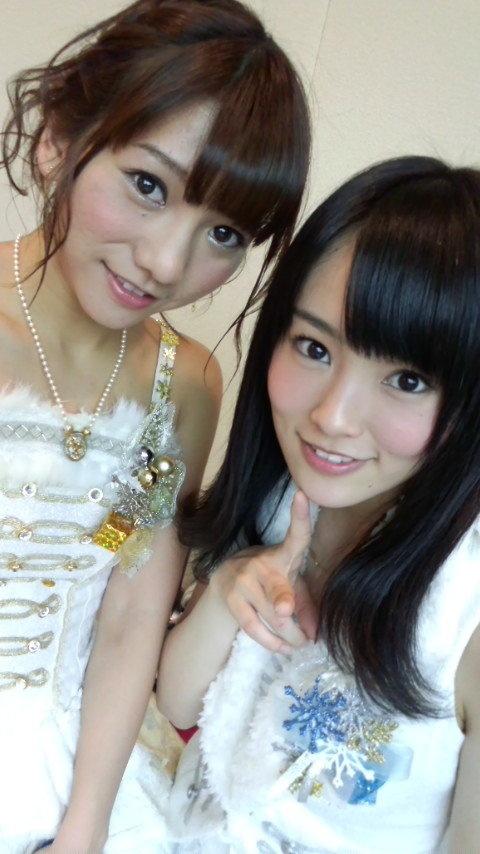 Akicha and other AKB member #AKB48