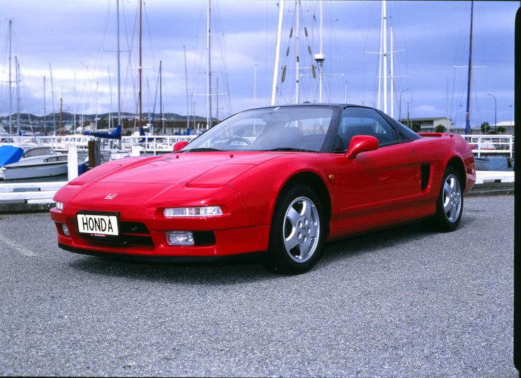 Extraordinary Honda NSX — class of the field in it's day