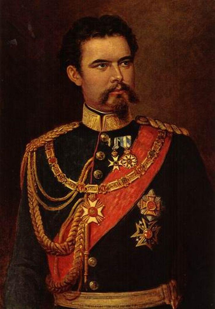 Ludwig II | Ludwig II. - Bilder, Gemälde und Ölgemälde-Replikation