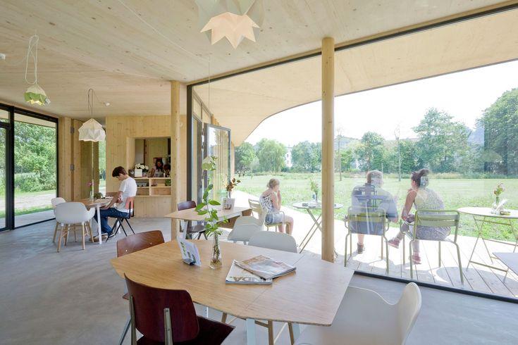 Gallery - Tea House 'Tuin van Noord' / GAAGA - 8