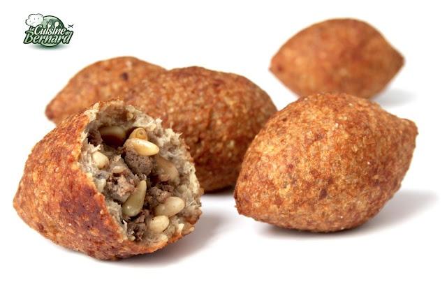 La Cuisine de Bernard: Les Kibbehs