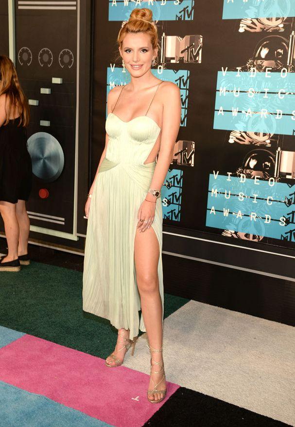 Bella Thorne aux MTV Video Music Awards 2015