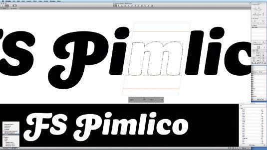 4 best font editors   Typography   Creative Bloq