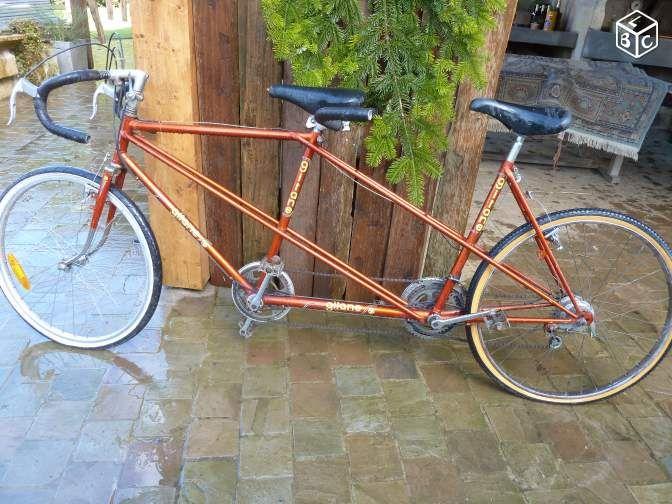 Tandem Gitane années 80 Vélos Moselle - leboncoin.fr