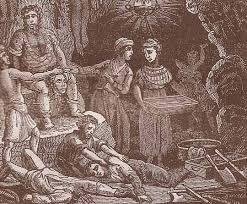 SAWNEY BEAN. La cueva de los horrores  BYFRAN GONZALEZ· 2 FEBRERO, 2015    En la costa de Ballantrae existe aún una gruta que los lugareños llaman la cueva de Sawney Bean, una cueva que durante más de veinticinco años fue la residencia de la familia a la que debe su nombre, una cueva a la que nadie se atreve a entrar.