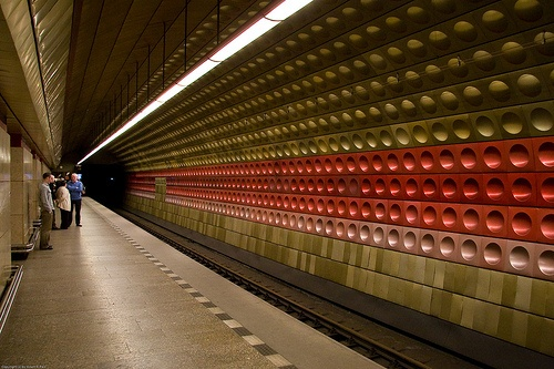 Old Town Metro station