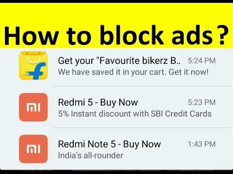 How To Remove Pop Up Ads From Your Android Phone Without