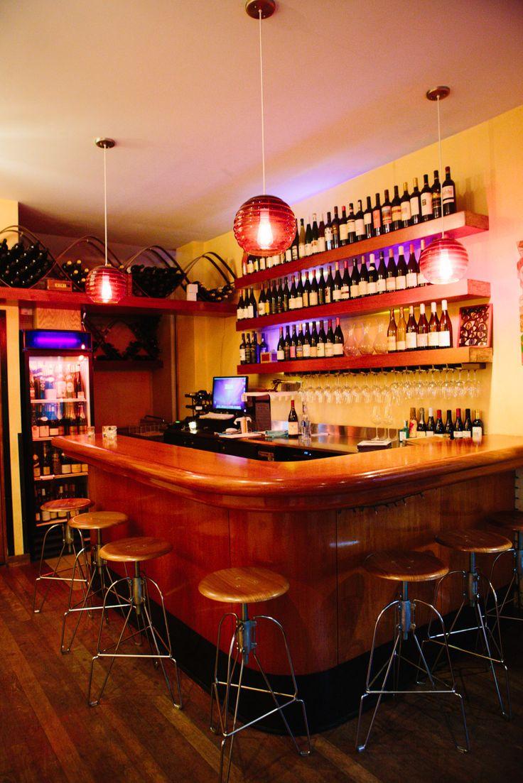 Bacchus Wine Bar; 1954 Hyde St, SF