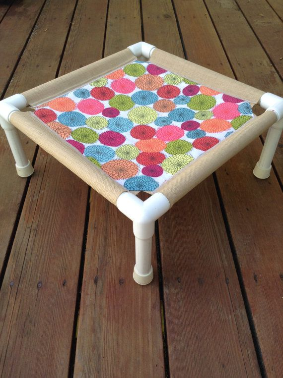 Small PVC Dog Bed by PrettyPuppiesMN on Etsy