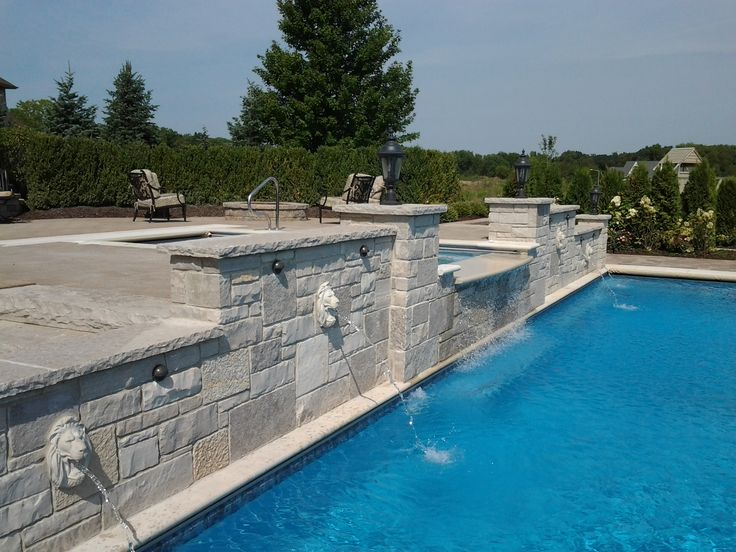 Yorkville, IL - custom pool - Quantus Pools quantuspools.com 847-907-4995