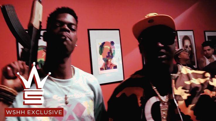"OG Boobie Black ""Martin, Malcolm"" Feat. Lajan Slim (WSHH Exclusive - Off..."