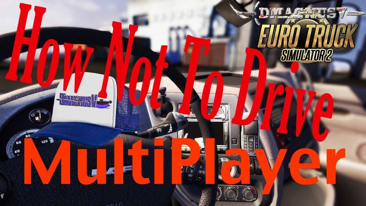Euro Truck Simulator 2 - MultiPlayer