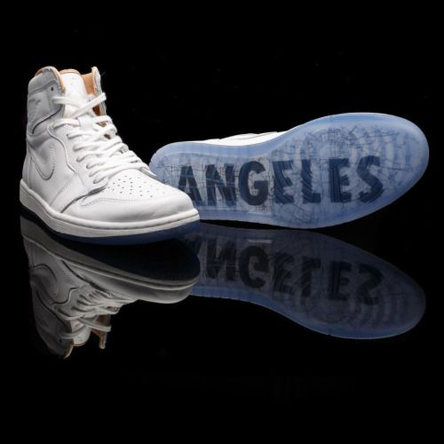 "FLIGHT CLUB • Air Jordan 1 ""Los Angeles"" (at Flight Club)"