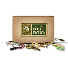 Mystery Tackle Box | Subscription Boxes for pop @Emily McSwain  lol!!! prob not saltwater/back bay fishing gear though :(