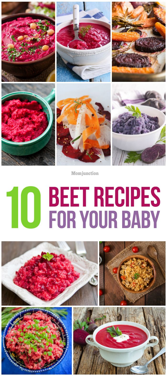 Beetroots are one of the best food choices to make for your little one at this time and MomJunction tells you about the goodness of beetroot for babies. We have also included a few simple beet recipes for your baby.
