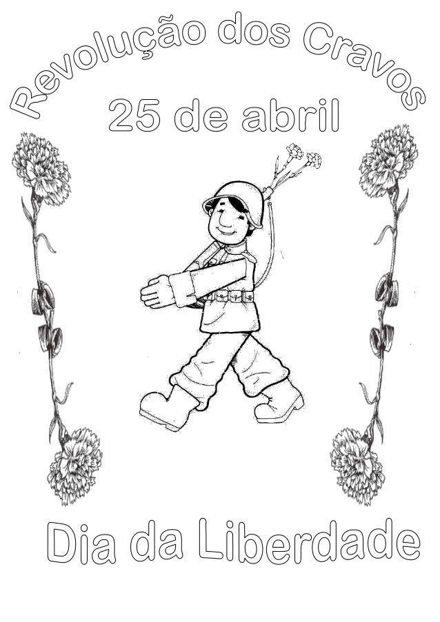 25 de abril para pintar