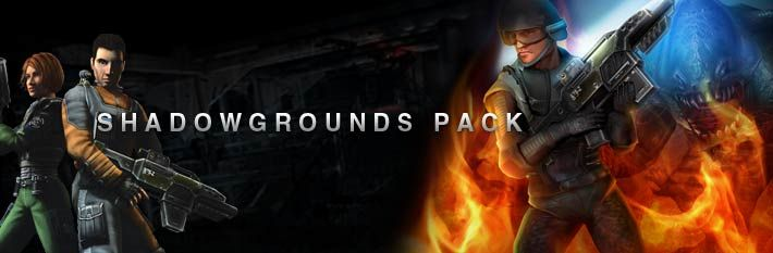[Steam] Shadowgrounds Pack - Includes Shadowgrounds and Shadowgrounds Survivor / Individual games not on sale / Offer ends 14 June / Both games available to claim for free on GOG Connect for next 14 days ($1.94 / 85% off)