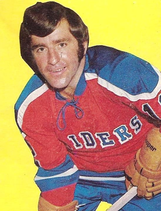 Wayne Rivers played 108 NHL & 357 WHA games. 45 NHL career points  334 WHA points.