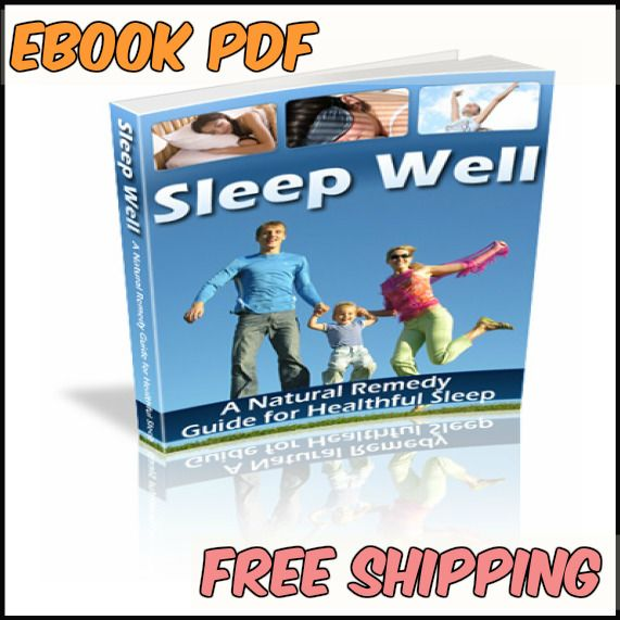 the sleep book how to sleep well every night pdf