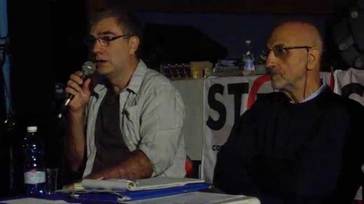ARGIRIS PANAGOPOULOS rappresentante di Syriza in Italia.  Festa in Rosso...