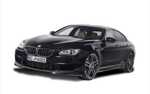 AC Schnitzer BMW M6 2013 1 / WallpaperCASA