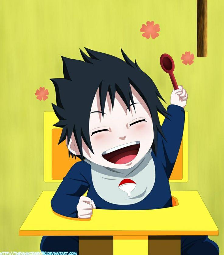 Baby Sasuke   Sasuke Uchiha   Pinterest