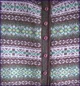 Shetland Collection - Fair Isle Patterns - Fair Isle pattern from a great hand-knit sweater creator who actually lives on Shetland Island.