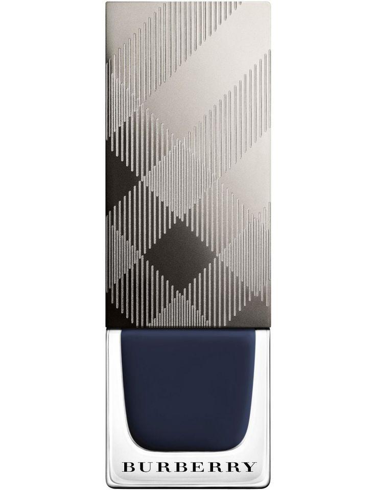 Nail Polish Iconic Colour Teal Blue No.427 | David Jones