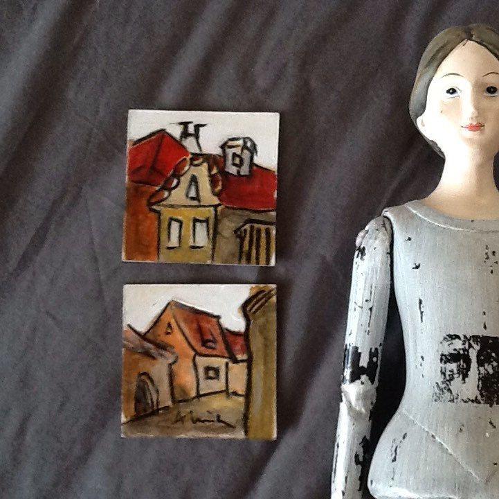 Tiny art from Transylvania