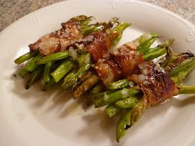 The Christensen Connection: Must Try Recipe: Bacon-Wrapped Green Bean Bundles