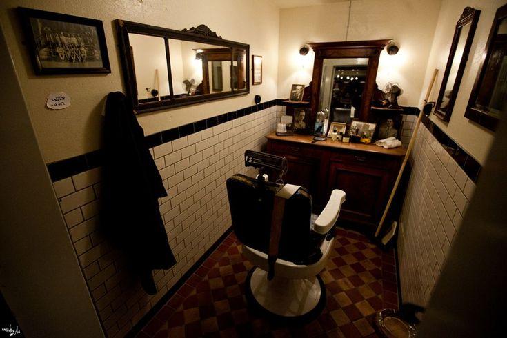 17 Best Ideas About Barber Shop Interior On Pinterest