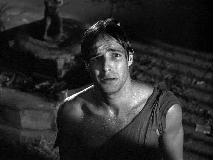 """Stella! Hey, Stella!"" - Marlon Brando as Stanley Kowalski ..."