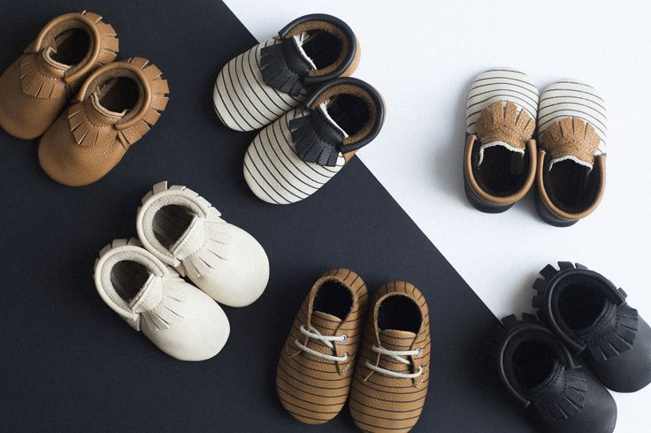 Exclusive baby moccasins by Amy & Ivor for Play by Rewind Antwep    amyandivor.com
