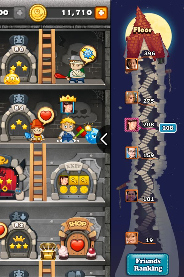 Monster Busters - screenshot