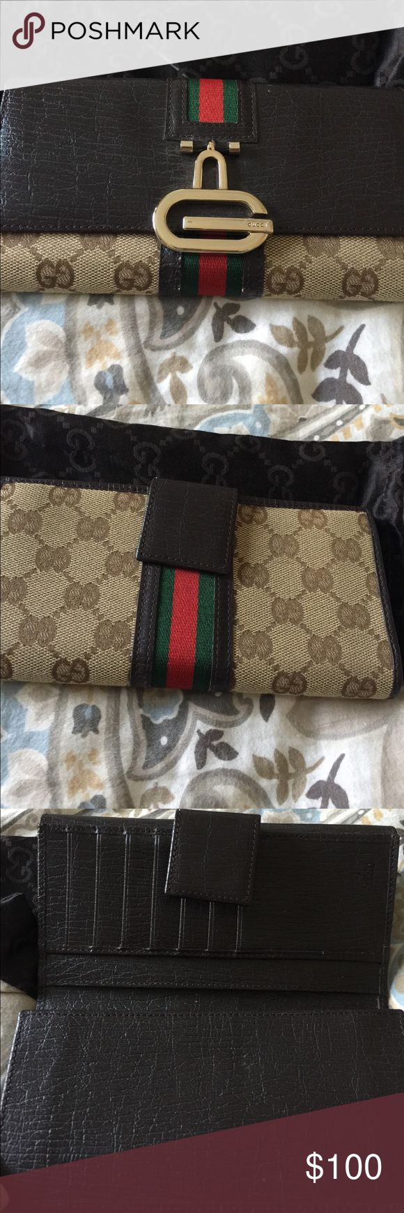 Gucci Wallet Authentic Gucci Wallet Gucci Bags Wallets