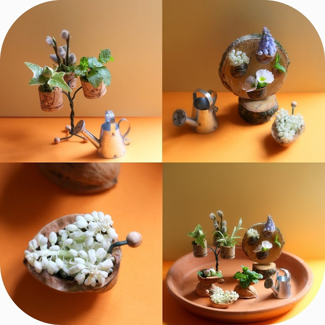 72 best images about daily colours blog diy crafts on for Diy miniature garden accessories