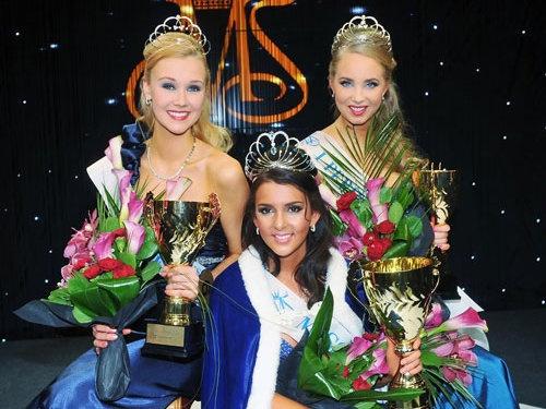 Sara Chafak Miss Finland 2012