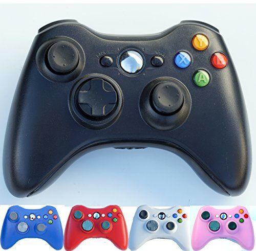 #FiveStar #USB #Wireless #Game #Pad #Controller for Use With #Microsoft #Xbox #360 Compact ergonomics for comfortable play, Integrated headset port for #Xbox LIVE Adjustable vibration feedback for a personalized gaming experience Works with PC (Windows) & #Xbox #360 Consoles https://automotive.boutiquecloset.com/product/fivestar-usb-wireless-game-pad-controller-for-use-with-microsoft-xbox-360/