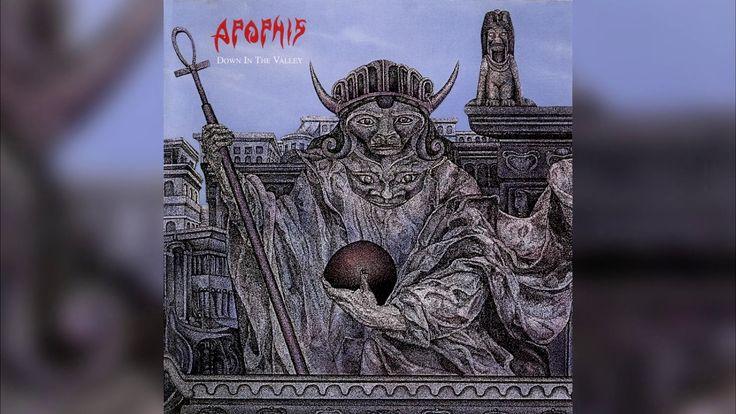 APOPHIS - Down in the Valley ◾ (album 1996, German death metal)